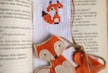 Cross Stitch & Embroidery / by Semra Bayrak
