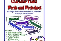Character Education / by Erin El