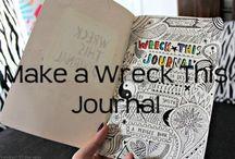 <..::Wreck It::..> / by .:Kat Girkin:.