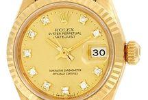 Rolex Watch / by Debbie Dunn