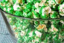 St Patricks Day sweets / by Nessa Dzafic