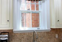 Window treatments / by Sheryl Bass