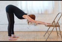 Chair Yoga / by Nomi De Plume