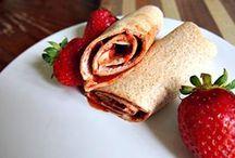 Fun lunch ideas / by Stephanie Southard