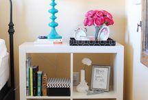 #Ideas For Bedroom!! / by Erin Heeney