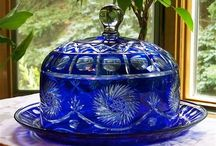 Colbalt Blue Glass / by Beverly Gannon
