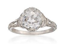 Engagement Rings  / by Melissa Arcari-Wood