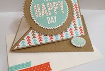 Fancy Fold Cards / by Ann Houghton