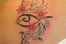 tattoos / by Wendy Gould Barding