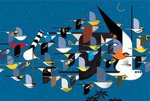 illustration / by Melanie Sonnenschein