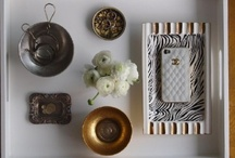 Dressing Table / All the beautiful things you would find on a dressing table. / by Styleesas Closet