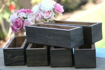 Wood working ideas / by Jennifer Knight
