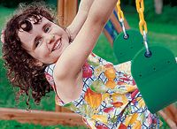 Swing Set Accessories / All the accessories you need to build, replace or repair any swing set. / by Best in Backyards