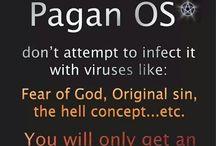 Pagan Pandemonium - Wordsmithy / by April Gasper