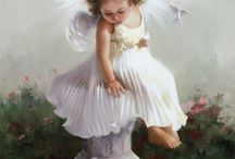 BEAUTIFUL ANGELS / by Ruby Page