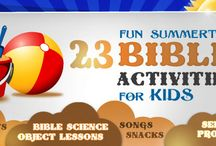 Bible Activities / by Amy Mason
