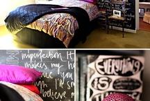 Bedroom Makeover / by Bridget Pelanne