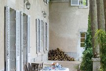 outdoor at home / Ideas and inspiration for the garden, courtyard and the facade of the house... / by CrazyDaisy India