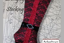 Xmas: it all about the stocking( and stuffers) / by Rosanne Roy-Rahrle