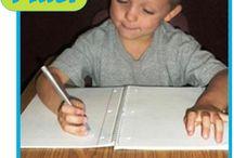 Education  / Brylee, Carl & Seth  / by Tiffany Nield