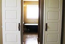 Barn doors / by Terri Zielasko