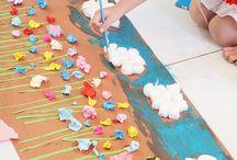 Kids Crafts / by Melissa Gorman-Schilling