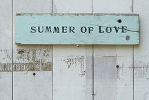♡ Summer of Love / by Jeetje