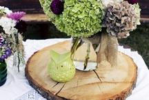 Centerpieces & Wedding Flowers / by Monica McDonald