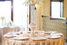 Gold Winter Wedding Photo-Shoot  / by Natalie Day