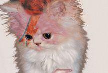 kitties, pretties and darling things / by Sarah Knight