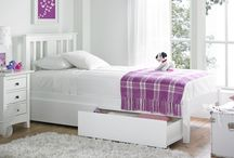 Spring bedroom inspiration / Spring styles to inspire your bedroom / by Time4Sleep
