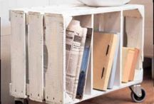 101 DIY  boxes furniture / by 101woonideeën D.I.Y. magazine