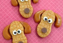 FUN-with NutterButter Cookie: / Cute ideas for lots of FUN / by Janice Dryden Adair