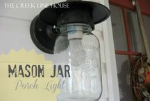 mason jars / by Fiel Orial