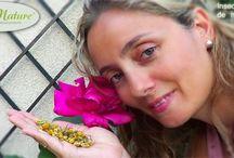 Mis recetas de cosmética natural ecológica / Aquí os muestro una propuesta de recetas con nuestros ingredientes BIO para que ahorres mucho dinero y te diviertas!!:). / by Pilar Nature