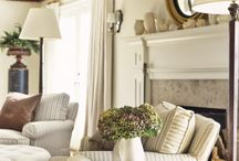 "Natural Decor / by JWS Interiors ""Affordable Luxury"" Blog"