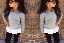 When I have kids what they will wear (: / by Alicia Angie