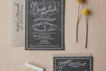 Wedding Invitations / by Deanne Mitchell