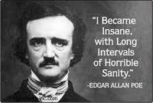 Edgar Allan Poe / by Krista Harris