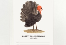 Holidays - Thanksgiving / by Casey