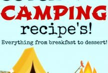 Camping/Vacation Ideas / by Pam Christensen