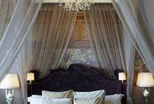 bedroom / by Miranda Nunamaker