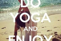 Yoga / by Chelsey Hribar