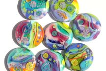 My Lampwork Beads and Jewelry / Stuff I make / by Sarah Hornik