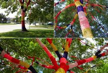 yarn bombing / by Sarah Punderson