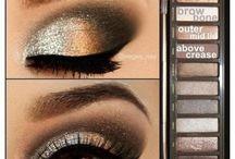 Makeup. / by Cassie Mulder