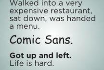 Funnies / by Jill Carlson