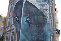 Graffitti & Street Art / by Urban Bodyworks
