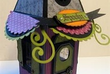 Candy Treat box'es/bag ideas / by Betty Davies