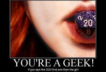 Age of the Geek / A collection of memes, fumetti and internet whatisits that don't fit on any other board. / by Hubert Motley